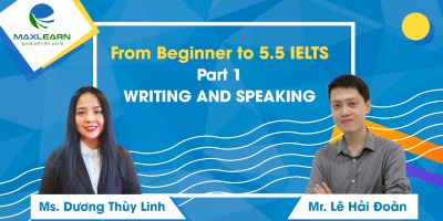 From beginner to 5.5 IELTS Part 1